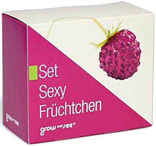 Set Sexy Fruchtchen Kreatives Geschenk Fur Hobbygartner