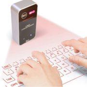 virtuelle Laser Tastatur mit integrierter Maus