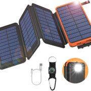 Solarladegerät für Handy, Digicam etc.