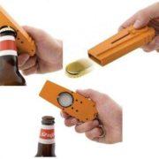 Cap Zappa - Flaschenöffner und Schleuder