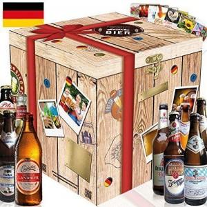 deutsche Bierspezialitäten im Set