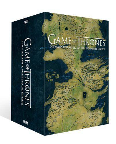 Game Of Thrones Staffeln 1 3 Jetzt Auf Dvd