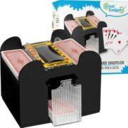 Kartenmischmaschine für Poker & Co