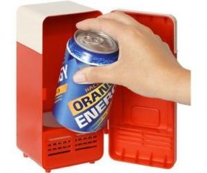 Mini Kühlschrank für eine Dose