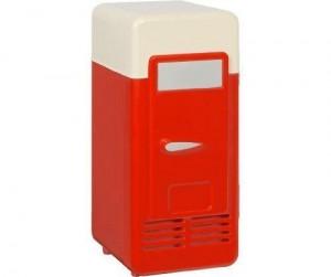 Mini Kühlschrank geschlossen