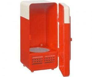 Mini Kühlschrank leer