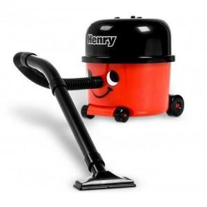 Henry der Schreibtisch Staubsauger