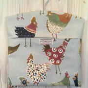 Hühner Handtasche