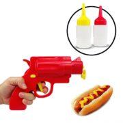 Ketchup & Senf Pistole