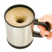 Lazy Mug: die selbstrührende Tasse