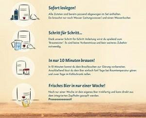 Anleitung Bierbrauen