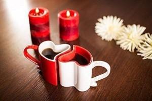 Herztassen für Liebende
