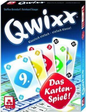 Qwixx Kartenspiel