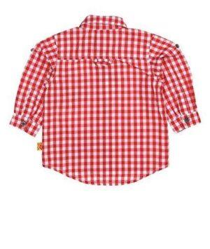 Steiff-Hemd Rückseite