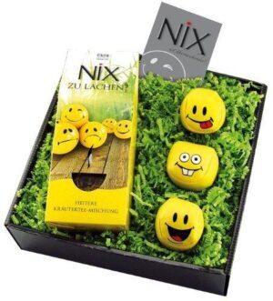 Geschenk Set NiX zu lachen