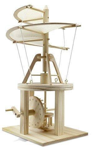 REFLECTS Modellbausatz Da Vinci
