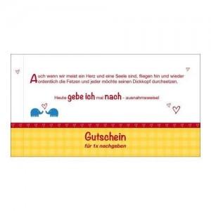 Gutscheinheft Rückseite Valentinstag-Geschenkidee