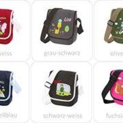 Kindergartentasche mit eigenem Namen