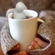 Mr. Tea - das witzige Teemännchen