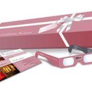 Hochzeitsbox Rosabrille