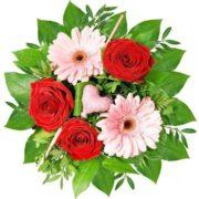Blumenstrauß - Alles Liebe