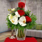 Blumenstrauß - Exotische Überraschung