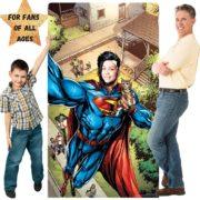Superhelden - Selfie-Set für starke Typen