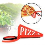 Pizzaschere mit Servierfläche