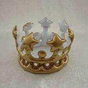 Königin für einen Tag - Aufblasbare Krone