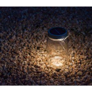 Anleitung Sonnenglas Solarlampe