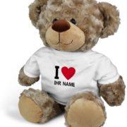 Teddy mit Namen