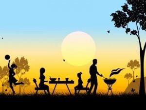 Grillpartys gehören zu jedem Sommer