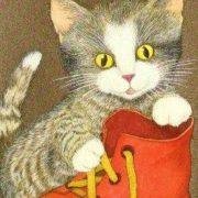Ich bin die kleine Katze - Kinderbuch ab 2 Jahre