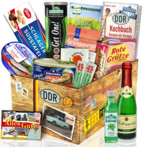 """Ostpaket """"Delikate Leckerei"""" – Ostprodukte verschenken"""