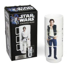 Star Wars Tassen zum Stapeln