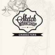 Sketch Workshop Charaktere - Das Buch zum Zeichnen lernen