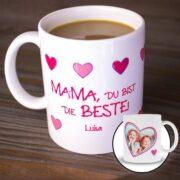 Fototasse - Mama, Du bist die Beste