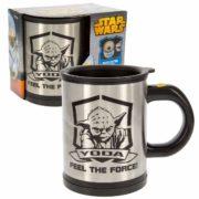 selbstrührende Star Wars Tasse - Möge Die Macht mit Dir sein