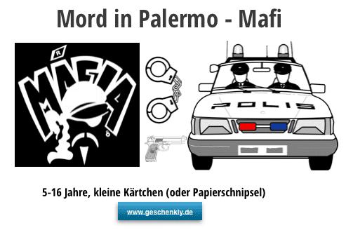Mafiaspiel, Mord im Dunkeln