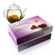 Das Teegeschenk - Erblühtee