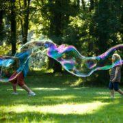Riesenseifenblasen-Set