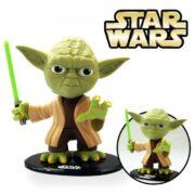 Meister Yoda Wackelkopffigur - Star Wars Geschenkidee