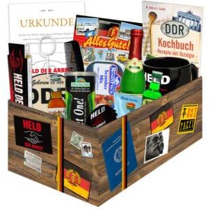 Männer-Box im Geschenkkarton