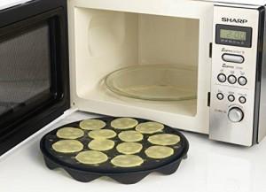 Kartoffelchips aus der Mikrowelle