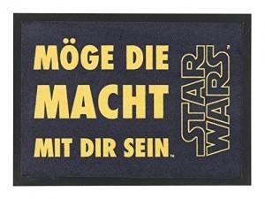 Star Wars Fußmatte - Das Gadget für Star Wars Fans