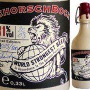 Stärkstes Bier der Welt mit Gravur