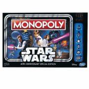 Star Wars Monopoly Spiel