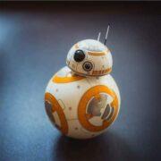 Sphero App-gesteuerter Star Wars BB-8 Droide