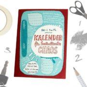 kreativer Chaos Kalender