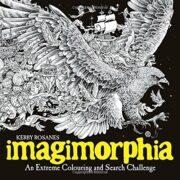 Ausmalbuch für Erwachsene - Imagimorphia